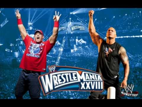 WWE WRESTLEMANIA 28 OFFICIAL THEME SONG- MGK FT ESTER DEAN: INVINCIBLE