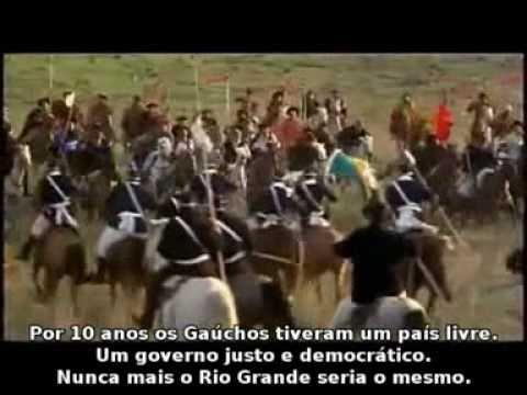 Histórias do povo gaucho