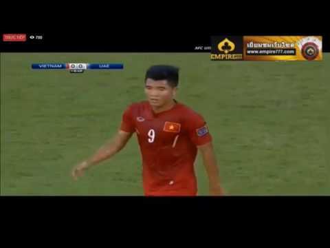 U19 VIỆT NAM 1-1 U19 UAE   CHIẾN ĐẤU HẾT MÌNH [VCK U19 CHÂU Á]