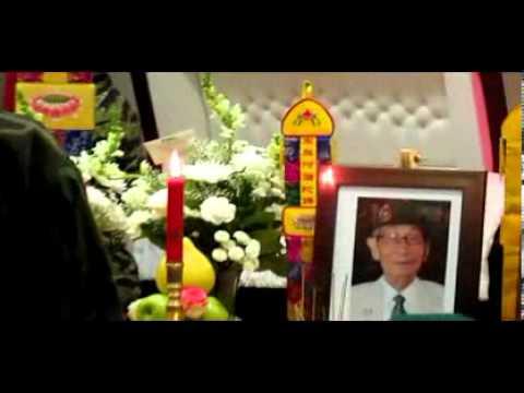 Viếng tang và Lễ phủ Quốc kỳ cho cựu Thiếu Tướng Bùi Thế Lân Tư lệnh TQLC