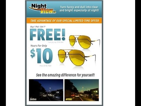 Night View | Night View As Seen On Tv Night Vision Glasses