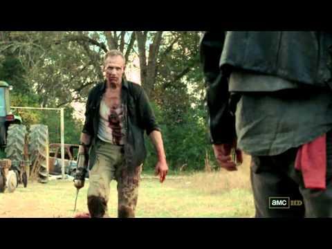 This Sorrowful Life Brothers Dixon The Walking Dead  Sad Scene Merle Walker Daryl cries HD