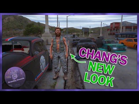 NoPixel CHANG GETS A NEW LOOK, IAN'S ESCAPE ROOM   GTA 5 RP Funny Moments/Highlights 204