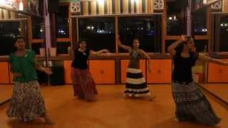 "Ghagra ""yeh Jawaani Hai Deewani"" Dance Choreography By"
