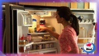 Quitar los malos olores del refrigerador