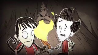 Don't Starve Together - Megjelenés Trailer