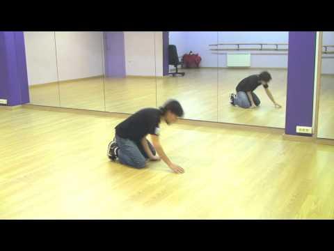 Escola Tot Dansa Santa Maria de Palautordera Tutorial baby breakdance