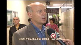 Hipercentro de Belo Horizonte vai ser monitorado por drone
