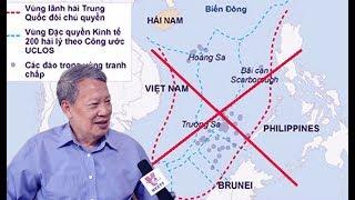 Học giả TQ bất ngờ công bố bằng chứng sự thật TQ không có chủ quyền ở Biển Đông