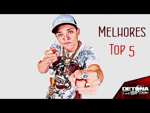 MC Kapela - ♫ Medley Melhores Top 5 ♪ (Só As Melhores)
