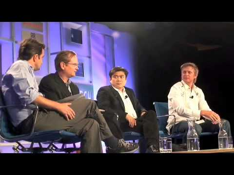 The Future of the Internet - Lawrence Lessig, Joichi Ito and Phil Rosedale