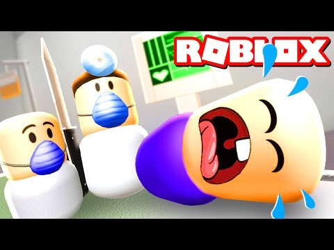 BABY HOSPITAL IN ROBLOX