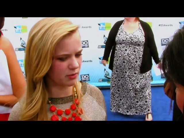 Sierra Mccormick (A.N.T. Farm) @ 2012 DoSomething Awards