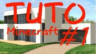 Minecraft TUTO Comment Construire Une Maison De Luxe