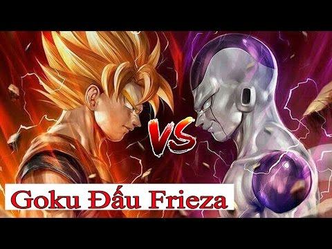 Dragon Ball Song Đấu: Goku Đối Đầu Frieza Trận Chiến Cuối Cùng