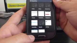 Como Eliminar Paginas De Favoritos Android Samsung Galaxy