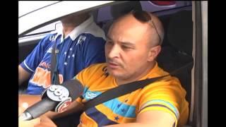 Torcedores reclamam do tr�nsito no acesso ao Mineir�o