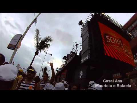 Timbalada - Bloco Timbalada sexta 2014 - Carnaval de Salvador (Circuito Barra - completo)