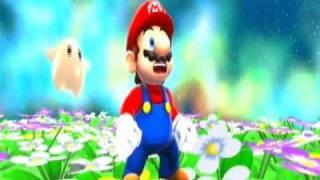 Super Mario Galaxy 2 ELO Mr Blue Sky