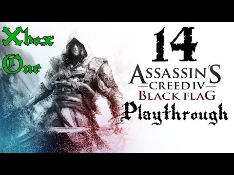 Assassin's Creed IV Black Flag Playthrough 100% Sync Sequence 3 - Memory 06 - Proper Defenses