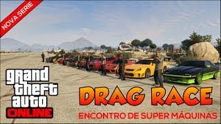 (PS3)GTA 5 ONLINE 0# LOS SANTOS RACE CLUB ENCONTRO DE