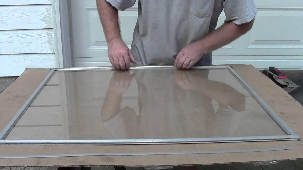 Aluminum window diy aluminum window frames for Diy window replacement