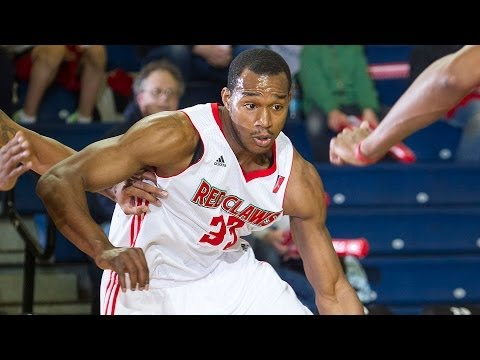NBA D-League Highlights: Erie Bayhawks 100, Maine Red Claws 127, 2013-11-24