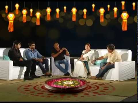 Govindhudu-Andari-Vaadele-Movie-Team----Diwali-Special-Interview