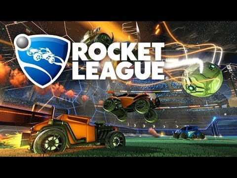 Rocket League ~ Crazy Noobs Gameplay ~ Just for fun