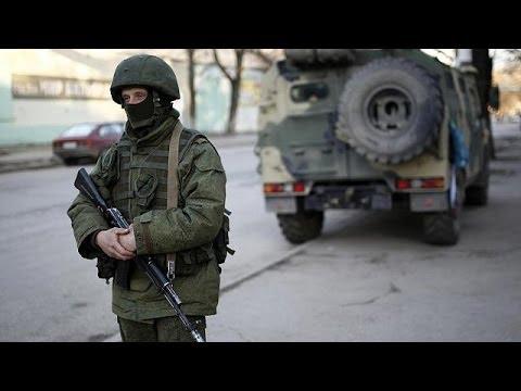 La crisis de Crimea se cobra sus primeras víctimas mortales