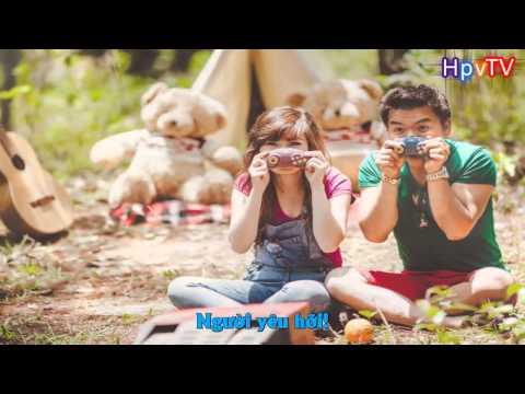 [Karaoke HD] Cám Ơn Tình Yêu Tôi - Hồng Dương M4U