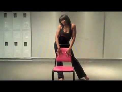 Dance Instructor Teaches You Ladies How To Lapdance For Your Man