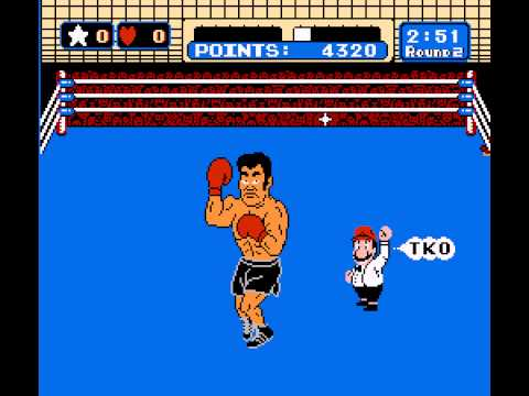 Punch-Out!! - Punch Out!! (NES) minor circuit completed gameplay - User video
