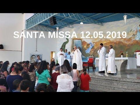 Santa Missa | 12.05.2019 | Padre José Sometti | ANSPAZ