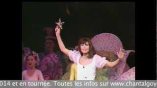 """Chantal Goya - Teaser """"La planète merveilleuse"""""""