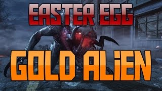 [SECRET] GHOST EXTINCTION: Easter Egg GOLD Alien COD