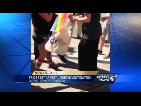 Pride Fest Arrest Under Investigation