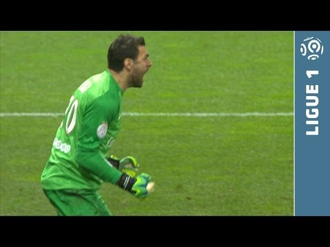 Salvatore Sirigu INFRANCHISSABLE contre Reims | 14ème journée - 2013/2014 | Stade de Reims - PSG
