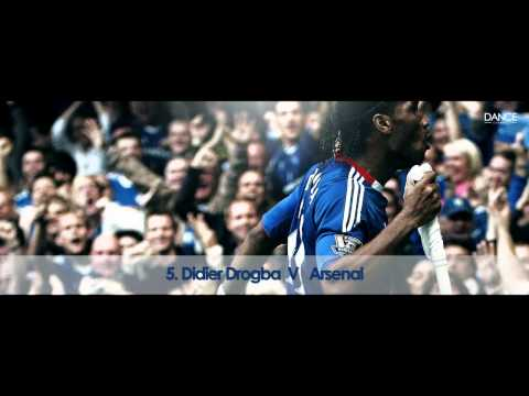 CHELSEA FC TOP 10 GOALS 2010/2011 (NON OFFICIAL)