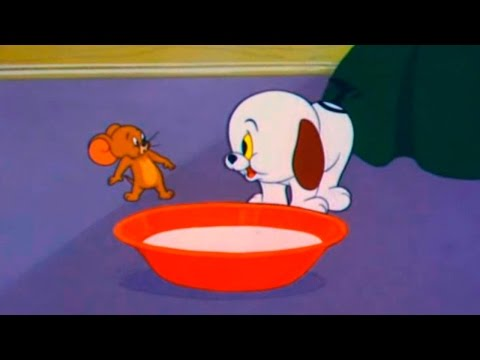 Tom and Jerry - Episode 80 - Puppy Tale (1954)