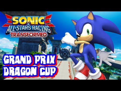 sonic all stars racing transformed wii u grand prix. Black Bedroom Furniture Sets. Home Design Ideas