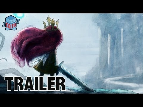 Child Of Light Official Trailer