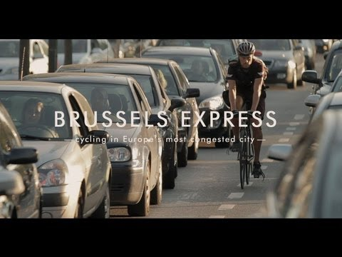 Brussels Express - Bike Messengers Documentary