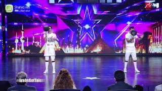 Arabs Got Talent - الجزائر - المغرب - Yes Will Quen