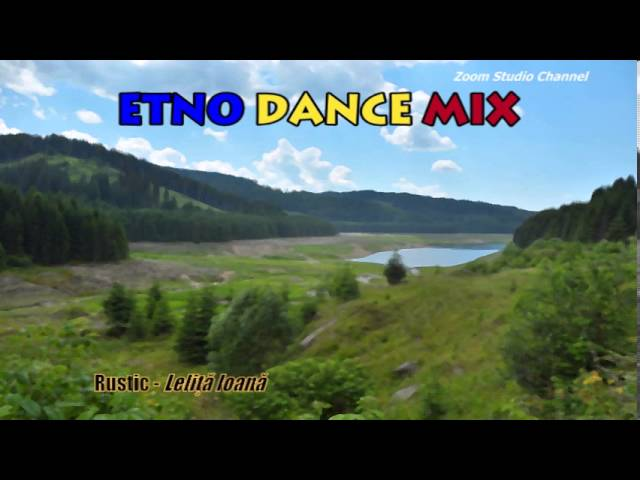 ETNO DANCE MIX, ZOOM STUDIO