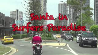 Ultimate Santa  on The Ultimate Motorbikes Kawasaki Ninja 1000