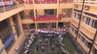 Sinh viên Học viện Tài Chính làm clip kỉ niệm 50 năm thành lập học viện