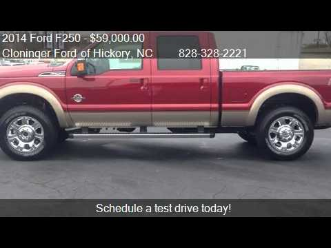 2014 Ford F250  - for sale in Hickory, NC 28602