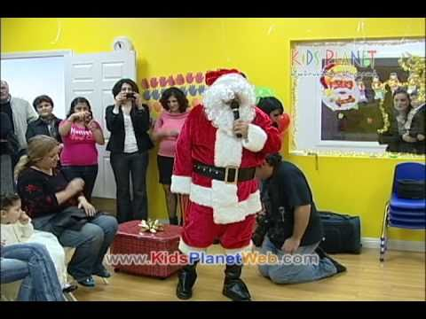 Kids Planet Armenian Preschool -- New Year Show 2011 -- Part 2