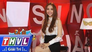 THVL | Đoán xem ai là người đến trễ nhất trong buổi ghi hình Ca sĩ giấu mặt - ca sĩ Minh Hằng?